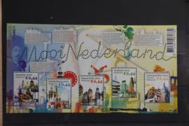 NEDERLAND 2010 NVPH 2719 ++ P 302 MOOI NEDERLAND