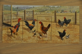 AUSTRALIË 2013 VOGELS BIRDS OISEAUX ++ M1 92