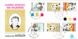 ANTILLEN 1985 FDC E170 ++ PH