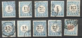 1881 PORT P3-P12 GESTEMPELD ++ PH
