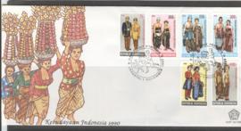 INDONESIË FDC SHP 1990-16