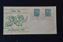 1953 FDC ZBL 118