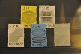 NEDERLAND 1970 NVPH 965-69 ++ P 003