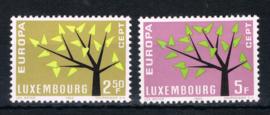 Luxemburg 1962   ++ Lux005