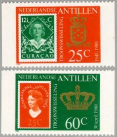 ANTILLEN 1980 NVPH SERIE 654a