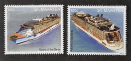 NVPH --- SERIE SCHEPEN SHIPS