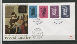 ANTILLEN 1967 FDC E047 GELEGENHEID