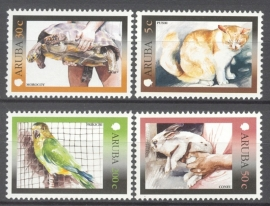 ARUBA 2001 NVPH SERIE 260