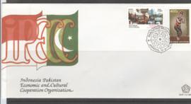 INDONESIË FDC SHP 1990-12