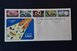 1957 FDC ZBL 204-08