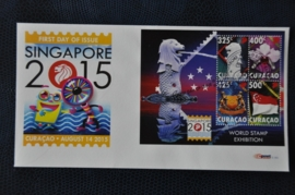 NVPH E065 SINGAPORE