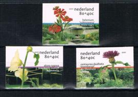 NEDERLAND 2001 NVPH 1970 BLOEMEN ++ B 615