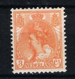 NEDERLAND 1900 NVPH 56 POSTFRIS ++ H 419