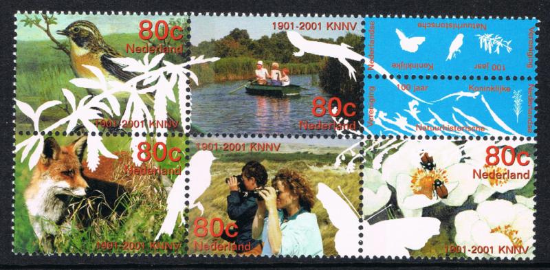 NEDERLAND 2001 NVPH 1952 ++ B 623