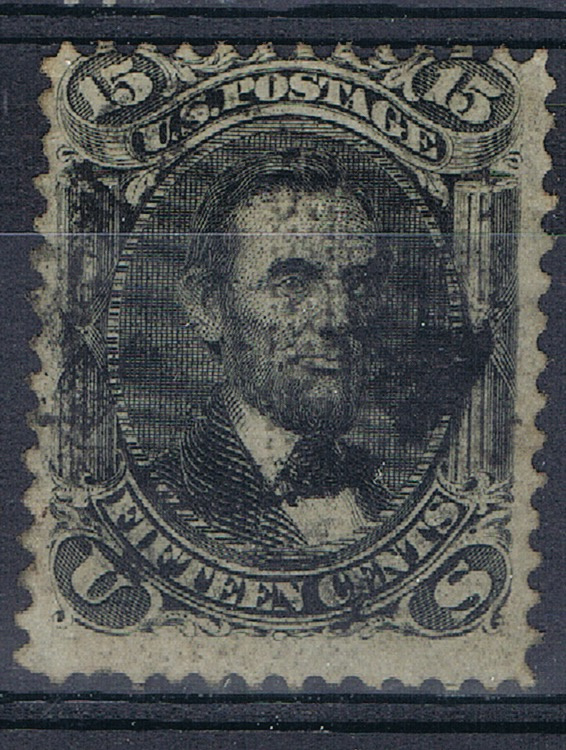 USA UNITED STATES 1861 MCHL 22  ++ C 187