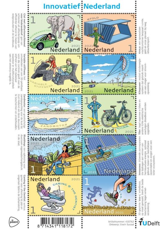 INNOVATIEF NEDERLAND ++ D(A) 290