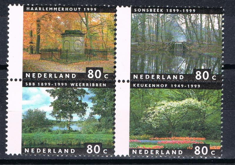 NEDERLAND 1999 NVPH 1814  ++ B 625