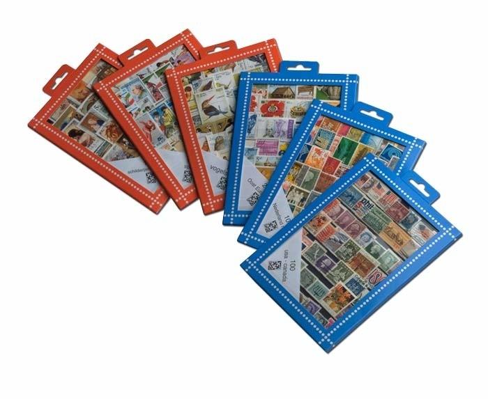 DAVO Postzegelpakket sport