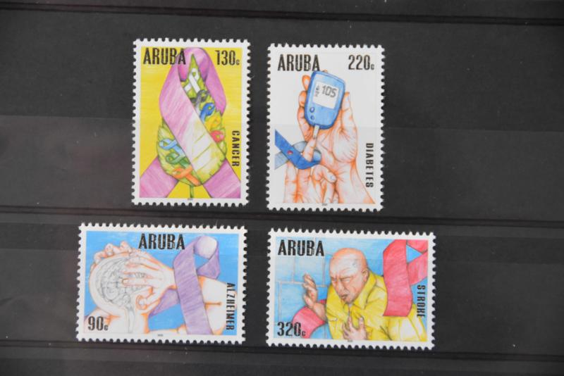 ARUBA 2020 GEZONDHEID