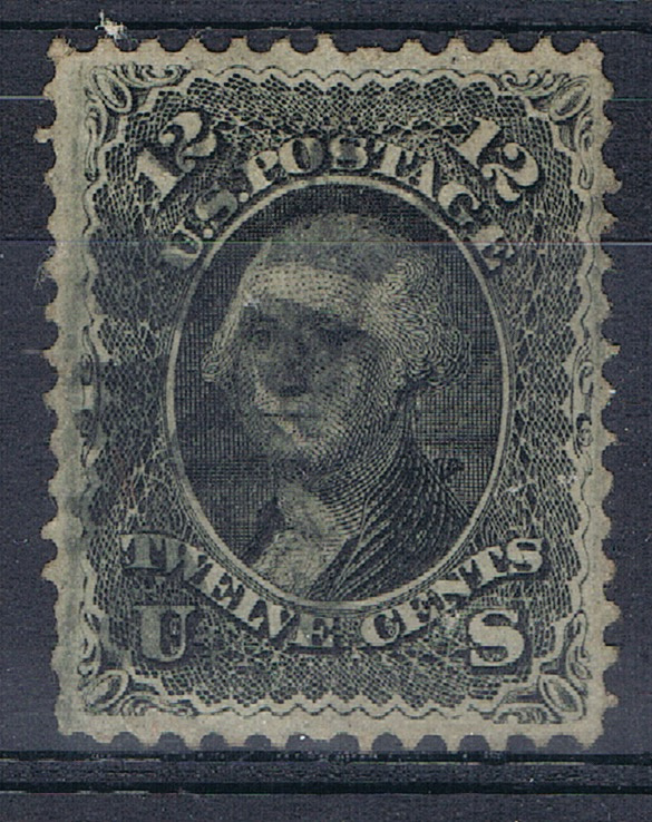 USA UNITED STATES 1861 MCHL 21  ++ C 187