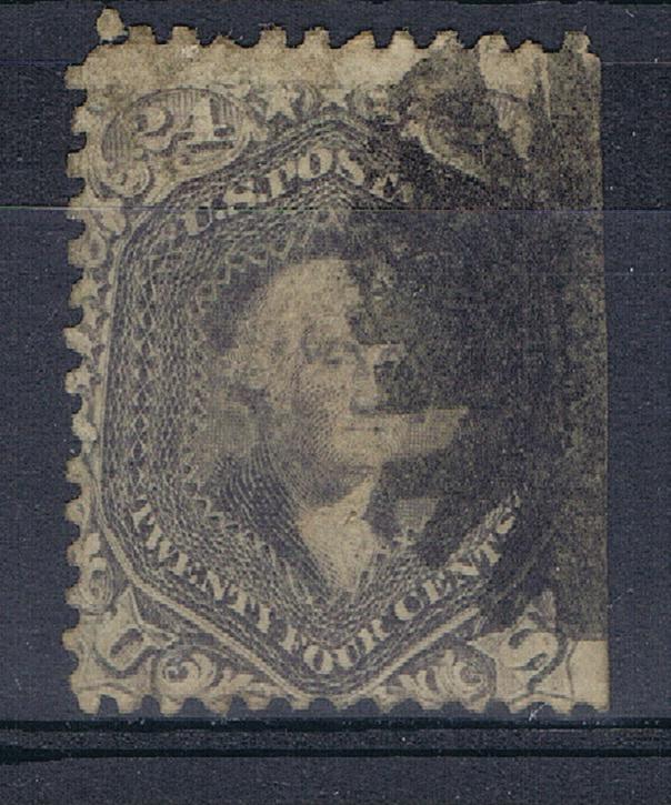 USA UNITED STATES 1861 MCHL 23  ++ C 187