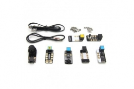 ELEKTRONICA ADD-ON PACK VOOR STARTER ROBOT KIT