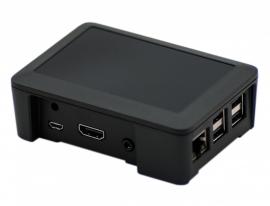 ModMyPi Modular RPi 2 Case (Black)