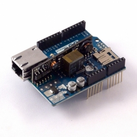 Arduino ETH Shield Rev3 WITH PoE Module