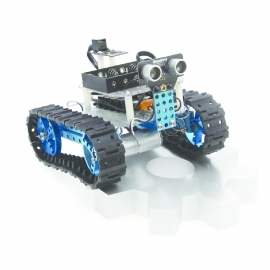 Starter Robot Kit-Blue (Bluetooth Version)