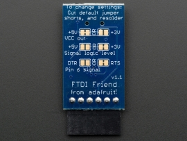 FTDI Friend + extras - v1.0