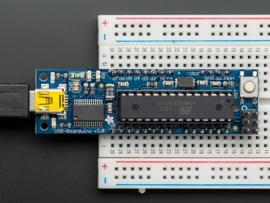 USB Boarduino (Arduino compatible) Kit w/ATmega328