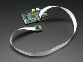 """Flex Cable for Raspberry Pi Camera - 24"""" / 610mm"""