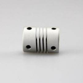 Flexible coupling 4x4mm
