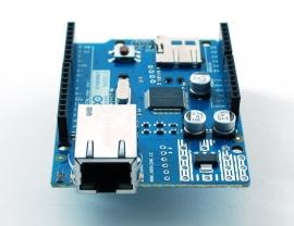 Arduino ETH Shield Rev3 WITH PoE Module