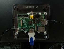 Raspberry Pi VESA mount