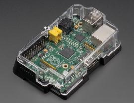Adafruit Pi Case- Enclosure for Raspberry Pi Model A or B