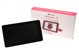 "Raspberry Pi 7"" 800x480 DSI Touchscreen Display"