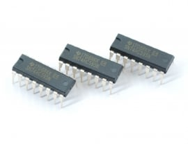 74HC595 Shift Register - 3 pack