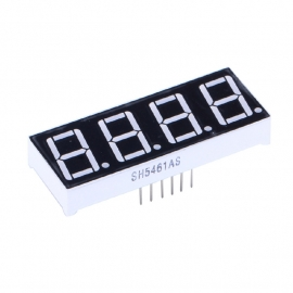 4-Digit 12-Pin Display Module