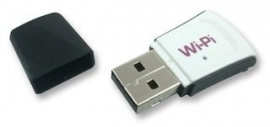 The WiPi, The official WiFi adaptor for the Raspberry Pi - No longer stocked.