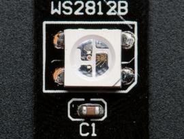Adafruit NeoPixel Digital RGB LED Weatherproof Strip 60 LED -1m