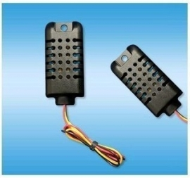 AM2301, DHT21 – Digital Temperature & Humidity Sensor
