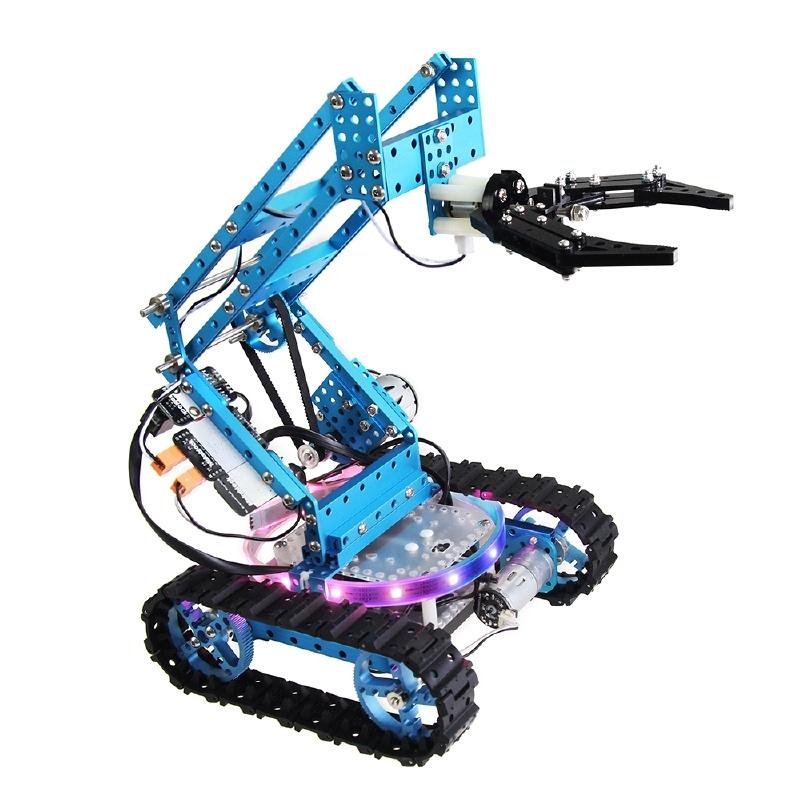 Ultimate Robot Kit-Blue | Robot Kits | V O C -Electronics