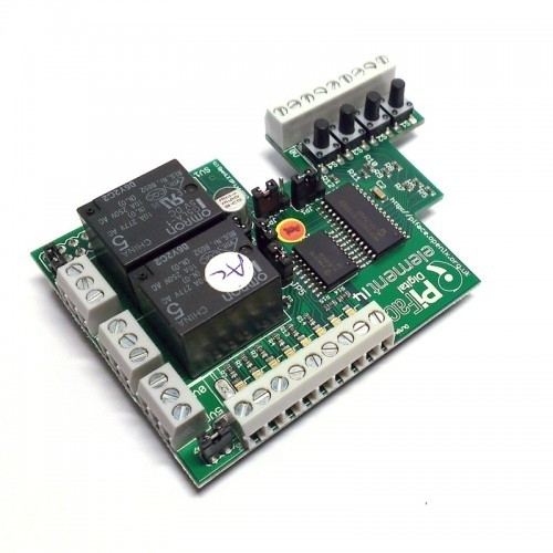 PiFace Digital Raspberry Pi learning board