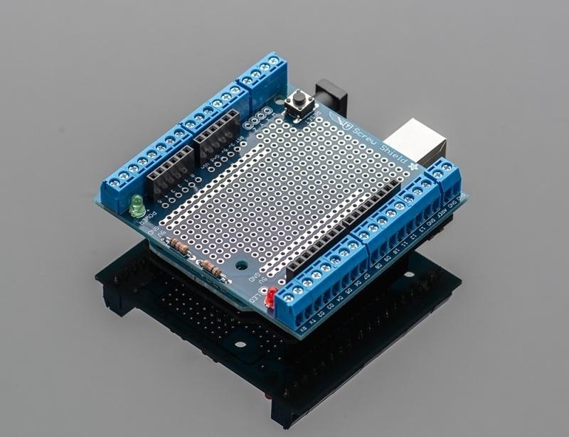 Proto-Screwshield (Wingshield) kit
