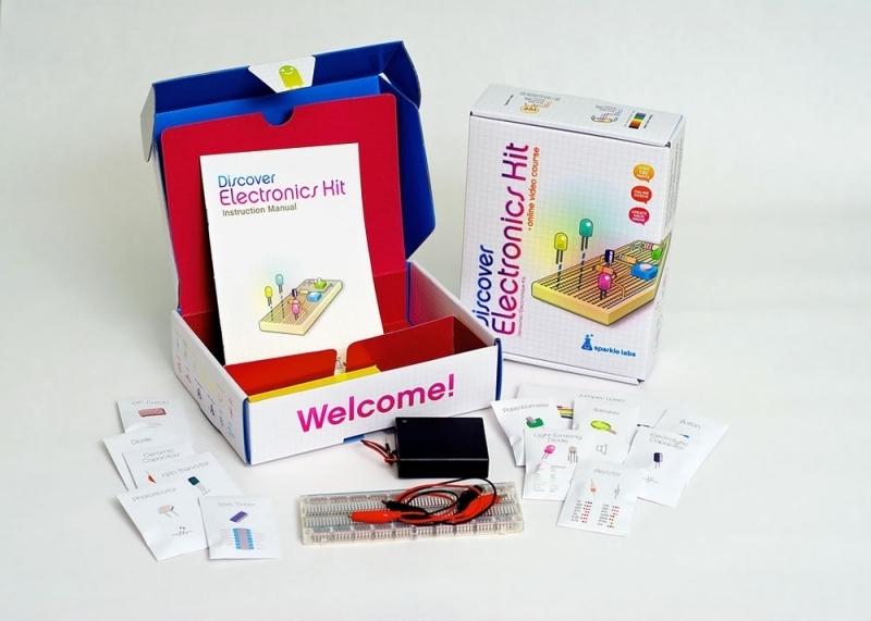 Discover Electronics Kit - 2.0