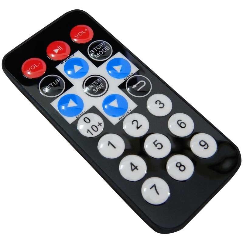 XBMC IR Remote Control