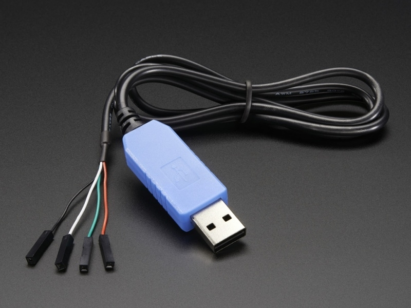 USB to TTL Serial Cable - Debug / Console Cable for Raspberry Pi