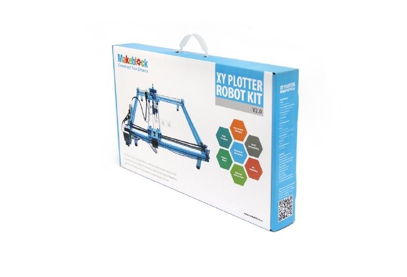 XY-Plotter Robot Kit v2 0 (With electronics) | Robot Kits