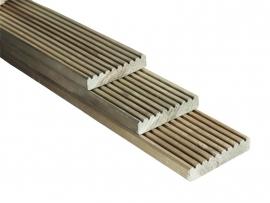 Vlonderplank 2,8 x 14,5 x 300 cm